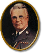 James E. West portrait